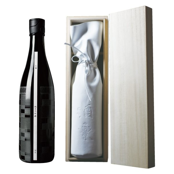 Photo1: 【Junmai Daiginjo Premium】No.201_TENRYO(720ml)_24 bottles & 24 boxes SET(Air-service)