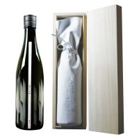 【Junmai Daiginjo Premium / Man Lao】No.201_TENRYO(720ml)_84 bottles & 84 boxes SET(Air-service)