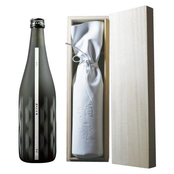Photo1: 【Junmai Daiginjo Premium / Man Lao】No.208_HASEGAWA(720ml)_108 bottles & 108 boxes SET(Air-service)